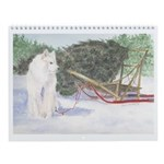 Pets-Water Color Wall Calendar