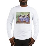 Pugs, Pug Long Sleeve T-Shirt