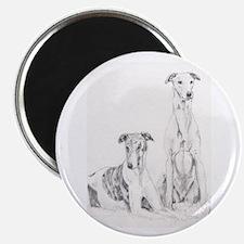 Greyhounds Magnet