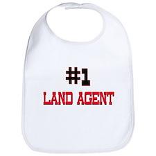 Number 1 LAND AGENT Bib