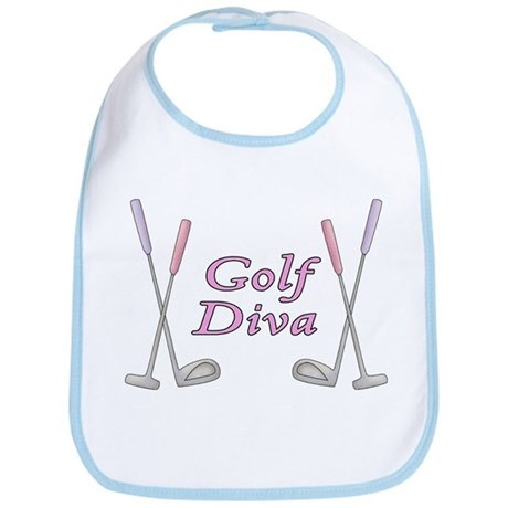 Golf Diva Bib