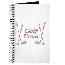 Golf Diva Journal