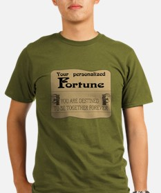 Fortune Card T-Shirt