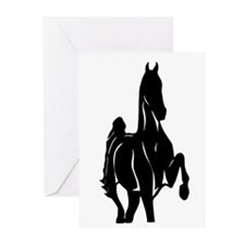 Funny Arab horse Greeting Cards (Pk of 10)