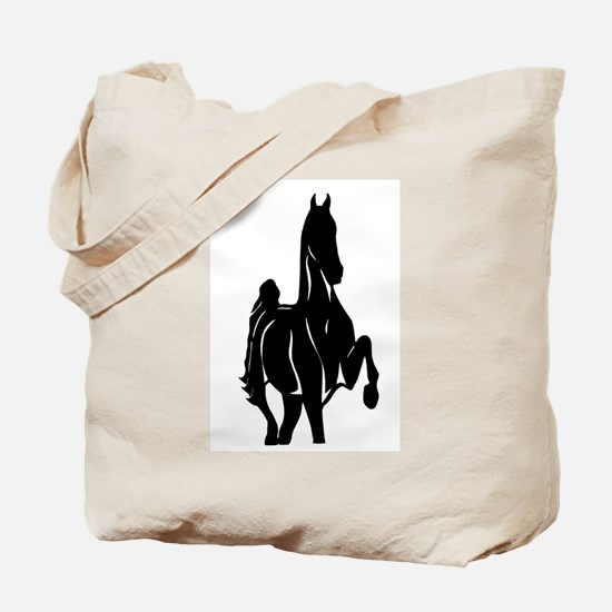 Funny Morgan girl Tote Bag