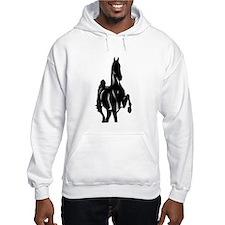 Cool American saddlebred Hoodie