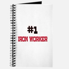 Number 1 IRON WORKER Journal
