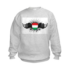 Stylish Hungary Sweatshirt