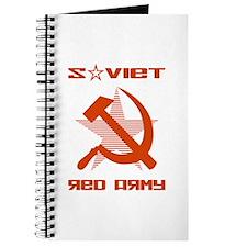 Soviet Red Army Hammer & Sickle Journal