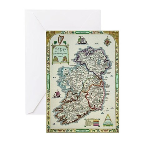 Ireland Greeting Cards (Pk of 10)