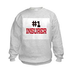 Number 1 INSURER Sweatshirt