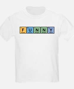 Funny made of Elements T-Shirt