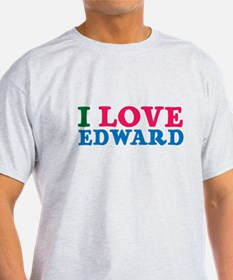 Twilight - I Love Edward T-Shirt