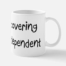 Recovering Codependent Mug