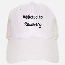 Addicted to Recovery Baseball Baseball Cap