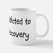 Addicted to Recovery Small Small Mug