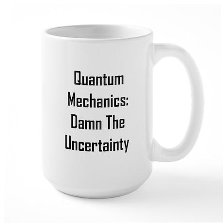 Quantum Mechanics Large Mug