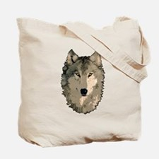 Save The Wolves Tote Bag