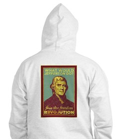 What Would Jefferson Do? Hoodie