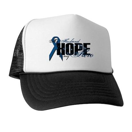 Husband My Hero - Colon Trucker Hat