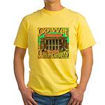 Go Wet Clarke Co. Yellow T-Shirt