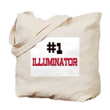 Number 1 ILLUMINATOR Tote Bag