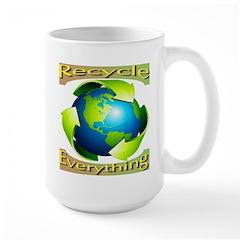 Recycle Everything Mug