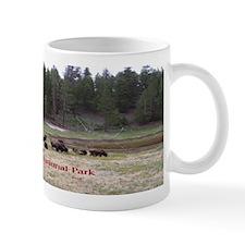 Yellowstone Bison Mug
