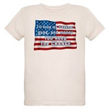 Keep The Change T-Shirt
