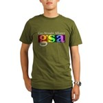GSA Classic Organic Men's T-Shirt (dark)