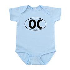 OC - Orange County Infant Creeper
