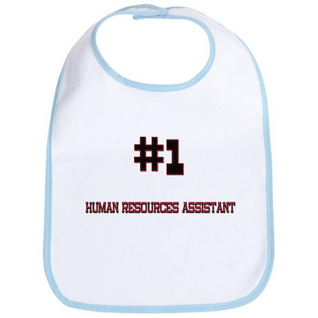 Number 1 HUMAN RESOURCES ASSISTANT Bib