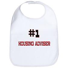 Number 1 HOUSING ADVISER Bib