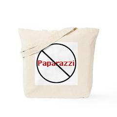 No Paparazzi Tote Bag