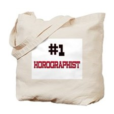 Number 1 HOROGRAPHIST Tote Bag