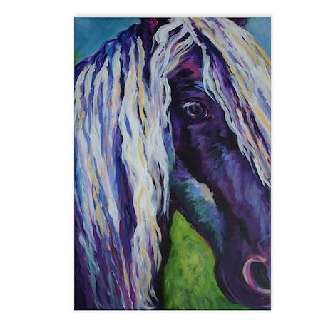 Grayson Highlands Wild Pony 1 Postcards (Package o