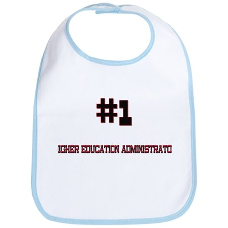 Number 1 HIGHER EDUCATION ADMINISTRATOR Bib
