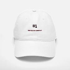 Number 1 HIGHER EDUCATION ADMINISTRATOR Baseball Baseball Cap
