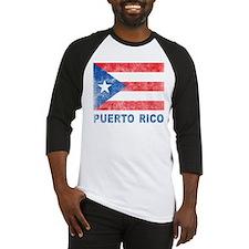 Vintage Puerto Rico Baseball Jersey