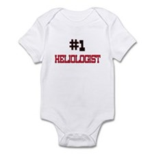 Number 1 HELIOLOGIST Infant Bodysuit