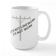 If it's not linework Mug