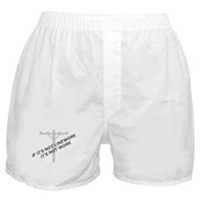 If it's not linework Boxer Shorts
