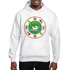 Puerto Rico Seal Hoodie
