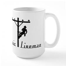 Classic Lineman Mug