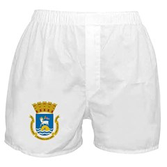 San Juan Coat Of Arms Boxer Shorts