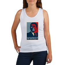 WWRD? Women's Tank Top