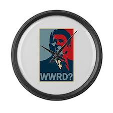 WWRD? Large Wall Clock