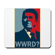 WWRD? Mousepad