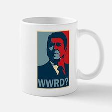 WWRD? Small Small Mug