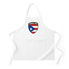 Puerto Rico BBQ Apron